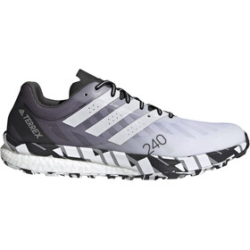 adidas TERREX Speed Ultra Trail Running Shoes Men, feather white/crystal white/core black